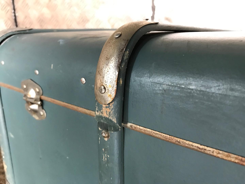 Vintage Überseekoffer Fibre Garant | frauflufelberg.ch