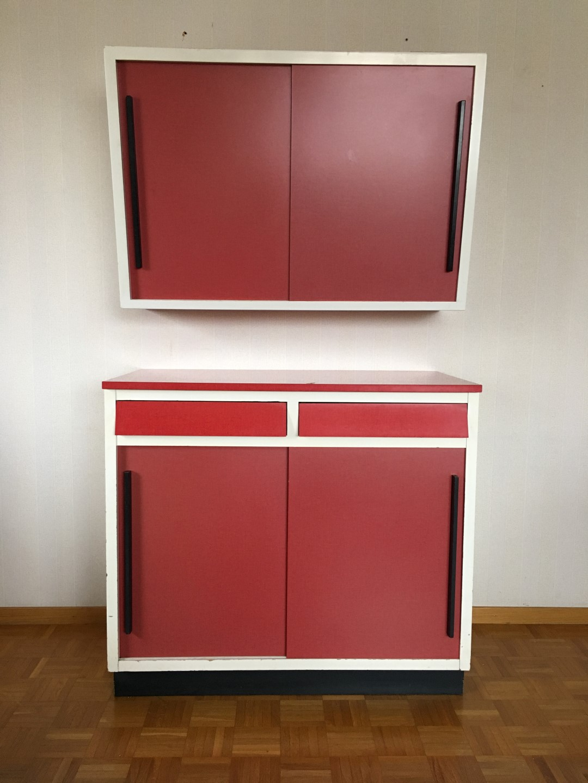 k chenbuffet k chenschrank vintage. Black Bedroom Furniture Sets. Home Design Ideas