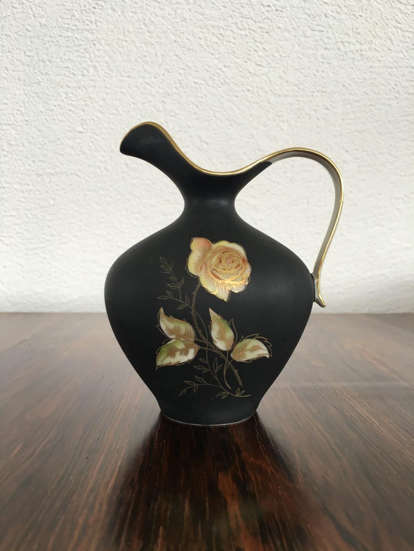 Vase Royal Porzellan Bavaria KM Germany Frauflufelbergch