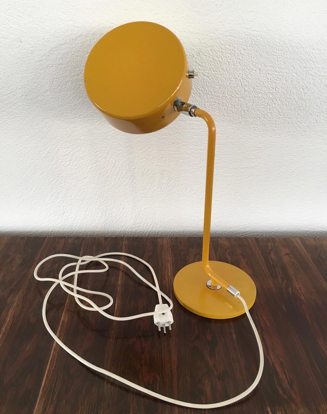 vintage schreibtischlampe omi 299 70er. Black Bedroom Furniture Sets. Home Design Ideas