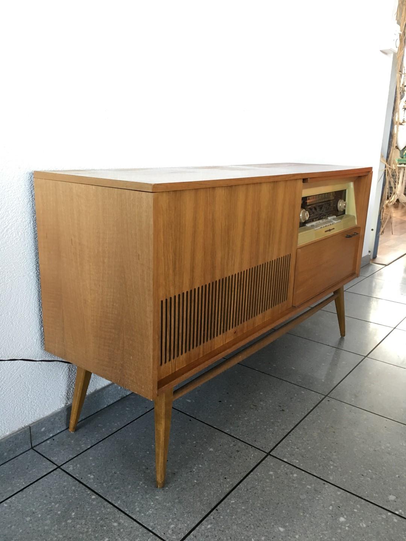 musiktruhe loewe opta nordland stereo. Black Bedroom Furniture Sets. Home Design Ideas