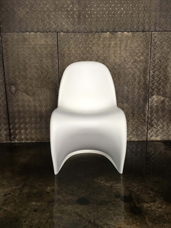 vintage verner panton chair vitra z rich. Black Bedroom Furniture Sets. Home Design Ideas