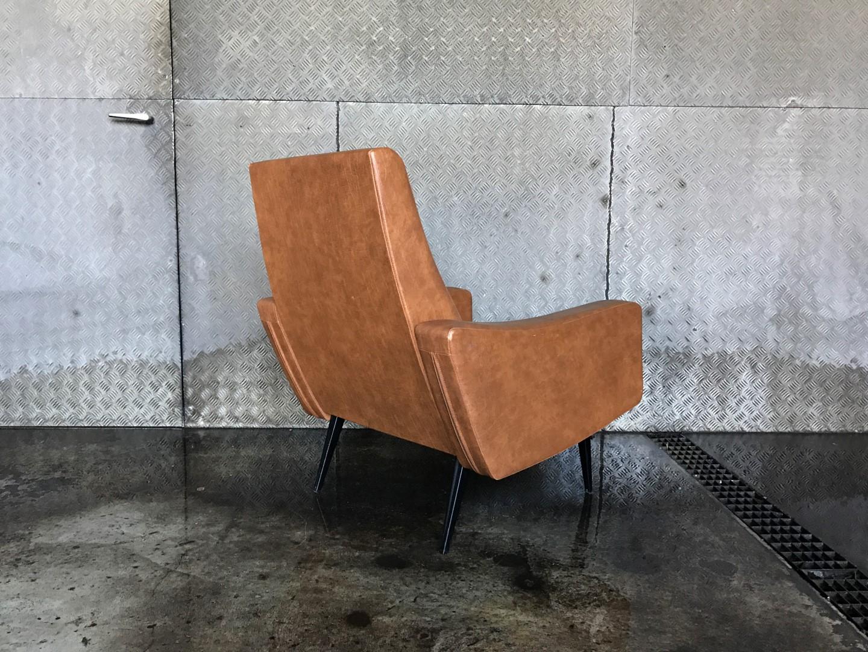 Vintage lounge sessel 70er jahre for Ohrensessel 70er